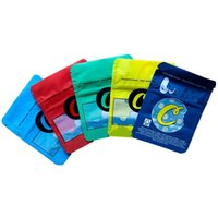 Pouch Bag Sour California Packaging Edible Bags Packing Dry flower Package Plastic Pack Resealable Zipper Keep Sealed Fresh CA 3.5g g grams