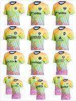 2021 DC United Miami Love Unites Soccer Jerseys Nashville Los Angeles La Galaxy Pre Training Match Atlanta Orlando Seattle Sounders Lafc New City York FC NYCFC