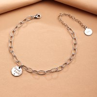 17+5cm Chain Link Real Silver Bracelet, Good Luck Jewelry Best Gift For Daughter, Packed With A Pretty Box, Nice 925 Jewellery