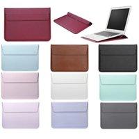 حقيبة كمبيوتر محمول حقيبة كمبيوتر محمول القضية ل ماك بوك اير برو 11 13 15 دفتر الأعمال التجارية بو الأيلوب نمط أكياس