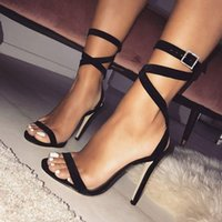 Dress Shoes Summer Sandals Female Sexy Women High Heeled Classics Super Thin Heels Party Ladies