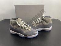 2021 прохладный серый животных инстинкт баскетбол обувь высокий jumpman 11 11s леопардовый печать углеродное волокно мужчины женщины обуви спортивные спортивные кроссовки размером 36-47,5 ar0715-010
