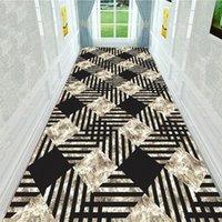 Carpets Creative 3D Printing Hallway Carpets, Bedroom Living Room Tea Table Rugs, Kitchen Bathroom Antiskid Mats Anti Skid Rugs
