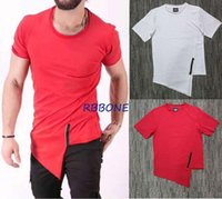 T-shirts hommes 2021 T-shirt rouge T-shirt T-shirt Streetwear Hommes / Femmes Tyga Mode Chris T-shirt Brown HiPhop