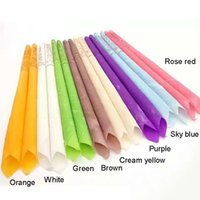 Indian Therapy Ear Candling Natural Aromatherapy Beeswax Ear Point Therapy Candling Bell Mouth Straight Brain Ear Care Candle StickUR0Q