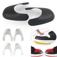 Sneaker için Ayakkabı Kalkanı Anti-Kırışık Buruşuk Fold Ayakkabı Desteği Toe Kap Spor Topu Ayakkabı Başkanı Sedye Koruyucu Ayakkabı Ağaçları