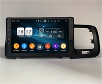 """4GB + 128GB Carplay DSP 9 """"PX6 Android 10 Car DVD player Radio GPS para Volvo S60 2011-2013 Bluetooth 5.0 WiFi Easy Connect"""
