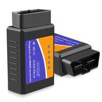 ELM 327 V 2.1 BT adapter Works On Android Torque Elm327 Bluetooth V2.1 Interface OBD2 / OBD II Auto Car Diagnostic-Scanner