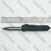 KT07ES D A out the front Automatic Knife 440C Steel two-tone Blade Zinc Aluminum handle EDC Tactical Tool hunting Pocket Auto Knives Cncostco