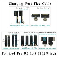 10Pcs New USB Charger Charging Dock Port Connector Flex Cable For iPad Pro 9.7 10.5 11 12.9 inch 1st 2nd 3rd 4th Gen Replacement Parts