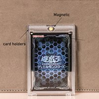YuGiOh Strong Magnetic Card Display Holder games