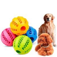الحيوانات الأليفة اللعب المطاط مرونة البطيخ الكرة الكلب نخر مولي اللعب مستلزمات الحيوانات الأليفة 682 R2