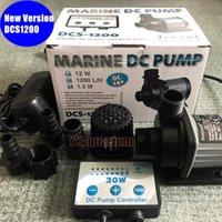 Jecord DCS1200 DCS2000 DCS3000 Dalgıç Su Pompası W / Akıllı Kontrol Fish Deniz Çarkı Için Sessiz 110-240 V Hava Pompaları Aksesuarları