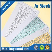 IPad tablet Bluetooth keyboard Android mobile phone portable wireless Bluetooth mini Thai keyboard mouse set