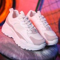 Vulcanize Sneakers Casual Basket Platform Femme Shoes Fashion Chunky Women New Krasovki Dad Xmomr