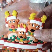 Рождественские украшения Висит украшения SULK Family PVC DIY Название Декор Декор для дерева Персонализированная карантина Подвеска Год подарок D N6W4