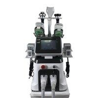 2021 Portable Cryolipolysis Machine 360 Chin Double Gordura Congelamento Cryo emagrecimento Equipamento de Beleza Vácuo Redução de Redução de Redução de Crioterapia
