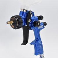 Réparation automobile pulvérisateur air pulvérisateur air pulvérisateur de pulvérisateur LVLP 1.3mm 600cc Gravity pistolet pistolet de haute qualité outil de réparation de voiture de haute qualité