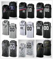 2020 Basketball Draft Pick Jerseys Devin Vassell Tre Jones Bryn 11 Forbes Demar 10 Derozan 12 Aldridge 18 Belinelli
