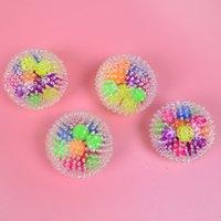 DNA Squish Stress Ball (4-Pack) Squeeze Color Sensory Toy - Alleviare lo stress tensione - Home Travel e Ufficio uso FY9409 709 R2