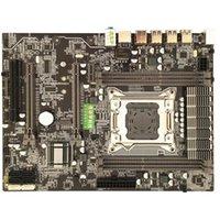 Echter X79-Desktop-Computer für Motherboard 2011 PIN Four Channel DDR3 Speicherplatz M.2 USB3.0SATA3.0 Deluxe Edition Motherboards