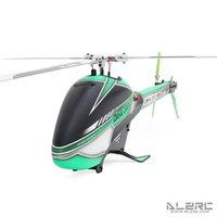 Drones ALZRC Devil 380 FAST TBR RC Helicopter Aircraft KIT W O Motor ESC Servo Battery TH18645-SMT6