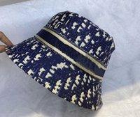 Plaj Güneş Kova Şapka Luxurys Tasarımcılar Caps Erkek Kış Yaz Fedora Kadın Bonnet Beanie Gösteri Şapka Beyzbol Şapkası Snapbacks Kasketleri