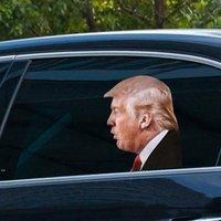 25 * 32cm Trump 2.024 Bilklistermärke Banner U.S. Presidentval PVC-bilar Fönsterklistermärkear DWD8347