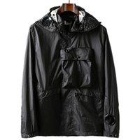 TopStoney 2020 Konng Gonng Gong Gong Gong Gongle Hook Package и осень открытый ветровка мода марки металлические нейлоновые пальто