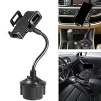 """Anti-slip Mats Car Phone Holder Stands Rotatable Support Anti Slip Mobile Mount Dashboard GPS Navigation For Phones Of 3.5"""" To 6"""""""