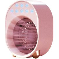 Portable Air Conditioner Mini USB Fan Bed Frames Cooler Humidifier For Home Office Room Desktop Cooling Conditioning Purifier
