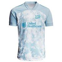 Mens camisetas Inglaterra Revolução Azul 2021 PrimeBlue Jersey Parleia Camisa de Futebol de Manga Curta Futebol Jerseys Running Esportes Impressão T-shirt Tamanho S-4XL