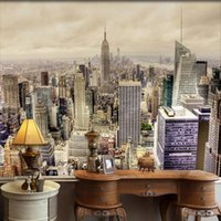 Wallpapers Drop Custom Po Wallpaper Customize British City Landscape Mural Restaurant Bedroom El TV Backdrop