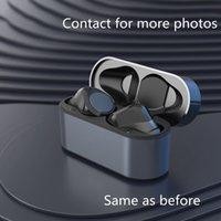 Fones de ouvido sem fio Chip transparência Metal Renomear GPS Wirless Earbuds Carregando Fones de Ouvido Bluetooth Geração In-Ear Detecção para celular Andd1y_Top