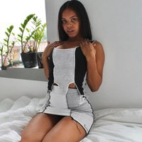 Women's Top + Skirt Sets Two-Piece Women Casual Female Suits 2 Piece Set Outfits Fashion Athletic Wear Suit 2021 Summer Tracksuits