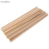목조 성장 지원 대나무 스틱 가든 지팡이 꽃 스틱 지팡이 재배자 냄비