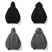 ESS designer black hoodies men warm fog essentials hip hop mens Streetwear Pullover women womens Sweatshirts reflective Sweater Tops clothing hiphop