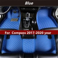 Suitable for JEEP Compass 2017-2020year customized non-slip non-toxic floor mat car