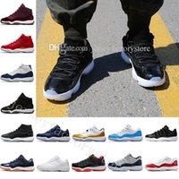 11 Adam Basketbol Ayakkabı Düşük 72-10 Atletik Uzay Reçeli Spor 11 Düşük Üniversite Mavi Lacivert Bred Kadife Mavi Sneaker ABD 5.5-13 EUR 36-47