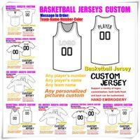 Niestandardowe męskie damskie młodzież amerykańskie koszulki piłkarskie Tanie baseball hokej na lodzie koszykówki Oficjalny 2021 Jersey Draft 4XL 5XL 6XL