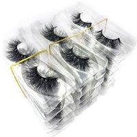 False Eyelashes Wholesale 30 Pairs No Box Mikiwi 3D Mink Lashes Handmade Dramatic 32 Styles Cruelty Free
