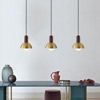 مصباح قلادة على الطريقة اليابانية، الحديثة E27 الثريا للسقف، غرفة الطعام الإضاءة الزخرفية، غرفة نوم، السرير، مطبخ F-PL1520B