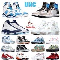 Düşük 1s Basketbol ayakkabıları Yeni Gelenler 1 Gölge Paris UNC çam yeşili Chicago hiper kraliyet Açık Spor Sneakers erkek eğitmenler Boyut 36-45  1