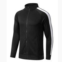 Autunno e inverno Allenamento Suit Sport Tempo libero Vestito da uomo Abbigliamento sportivo da uomo Abito da uomo a due pezzi
