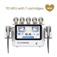 7D HIFU portable home use machine body slimming skin lifting support custom logo and language