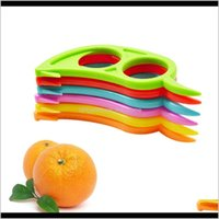 1Pcs Gadgets Lemons Orange Citrus Opener Peeler Remover Slicer Cutter Quickly Stripping Tool Wmtjld 38W5U Openers J7Vei