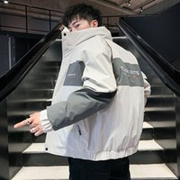 Luxury menswear Designer down jacket 2021 trendy st collar short for young men students thickened warm winter hsoBrand cotton clothing