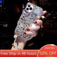 Apple 12 Promax con Diamond Mobile Phone Case Iphone 12/11 Pro Max può personalizzare