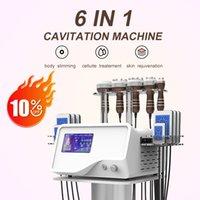 Оптовая лазерная машина Lipo для похудения Ультрашамовая 40K кавитационная кавитация вакуумное радиочастотное оборудование