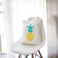 35 * 40cm 승화 가방 빈 DIY 화이트 토트 캔버스 단일 어깨 가방 간단한 핸드백 야외 휴대용 배낭